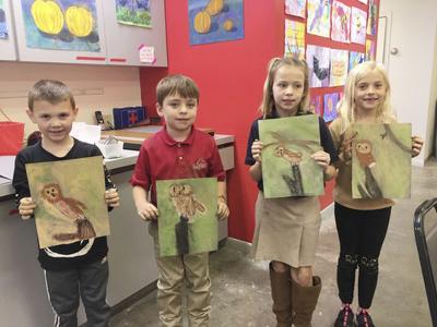 Children's art classes open at Chesterton Center