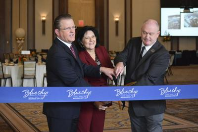 Blue Chip opens expanded ballroom