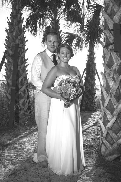 Robert Steinheiser and Lara Clements
