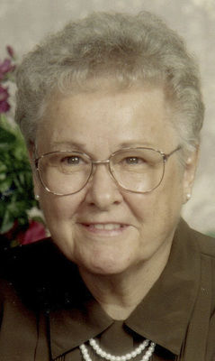 "Edna Rose ""Rosemary"" Goff Feb. 21, 1925 - July 28, 2019"