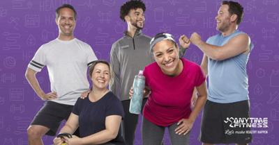 Anytime fitness shares 3 secrets to improve health/fitness for 2019