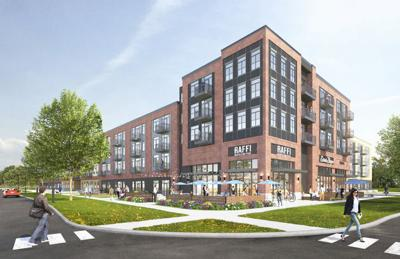 Updated plans announced for $35M LP development