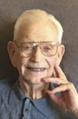 William Aaron Biddinger Jan. 10, 1922 - Aug. 11, 2019