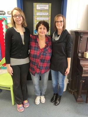 New director at St. Paul's Preschool