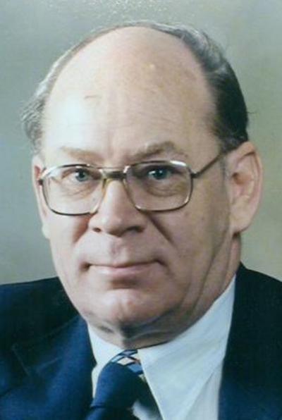 George P. Backer