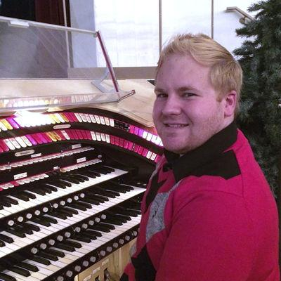 Matt Gerhard to perform Wednesday for pipe organ series