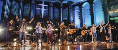 Gospel inspired music and art coming to La Porte