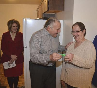 New Habitat home owner excited to move in