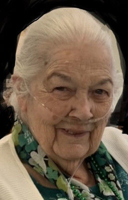 Christle Lucille Dill June 26, 1925 - July 28, 2019