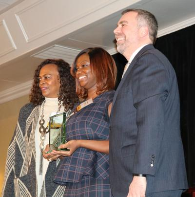 Ivy Tech S Durojaye Honored For Helping Students Succeed
