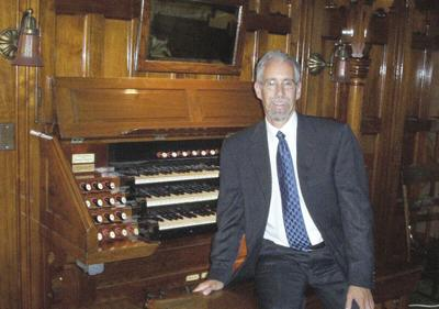 Sudeith to perform during pipe organ series