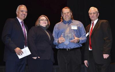 City honored for its 'green fleet'
