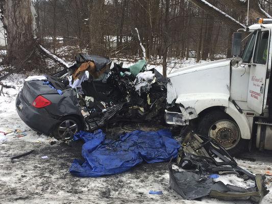 Michigan Car Accidents June