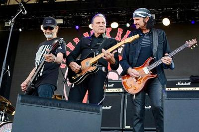 Grand Funk to play Four Winds Dec. 27