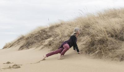 Michigan City Moves presents Sand: A Migrating Performance in 4 Parts