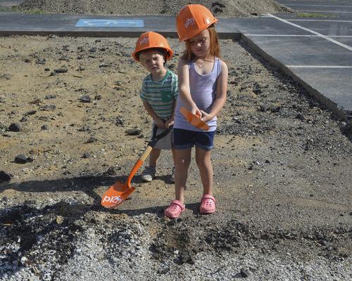 La Park's inclusive playground rebuild underway