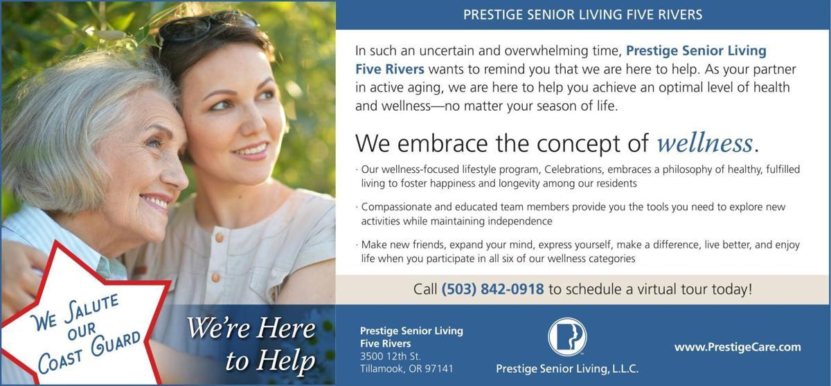 Prestige Five Rivers Here to Help