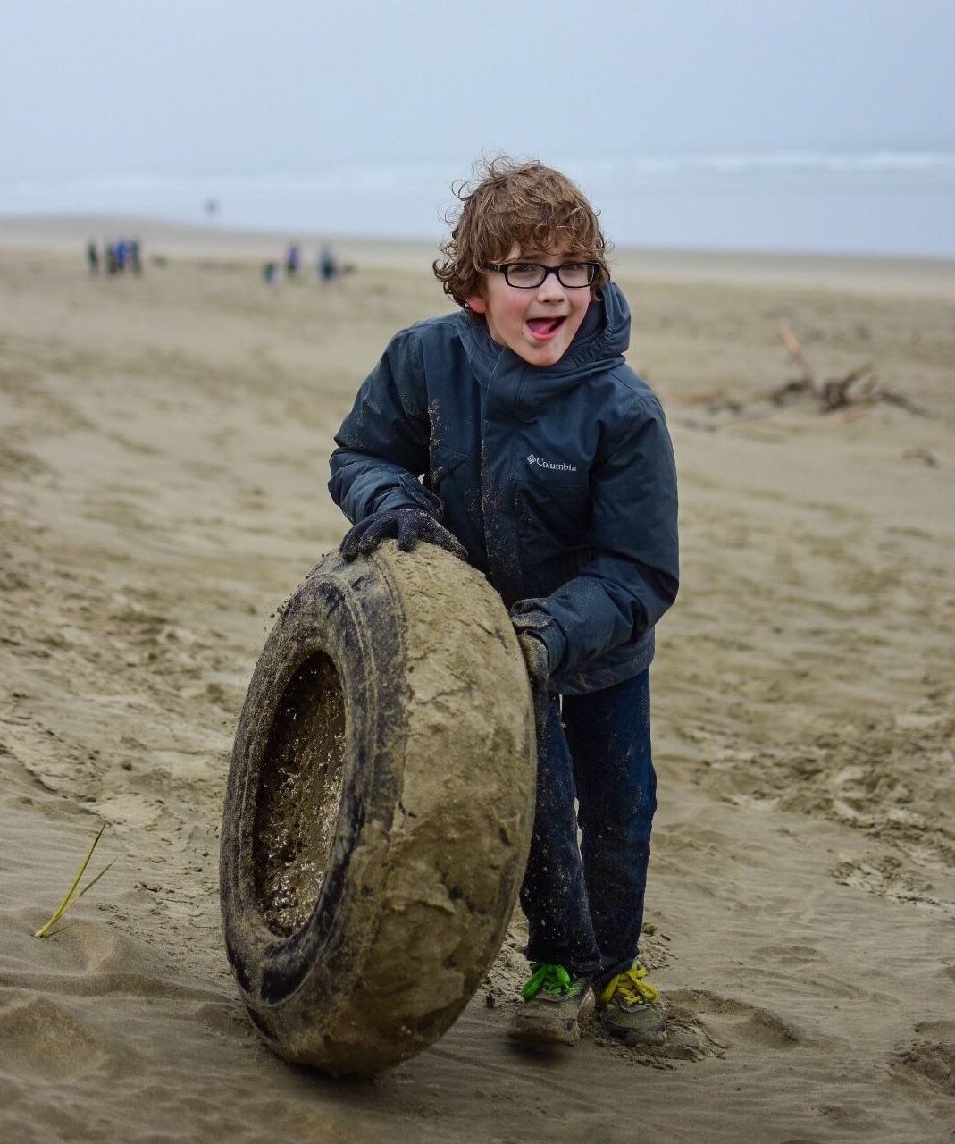 Photos Beach Cleanup Solv Event Saturday News