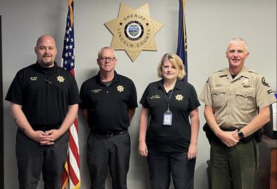 County's pretrial team