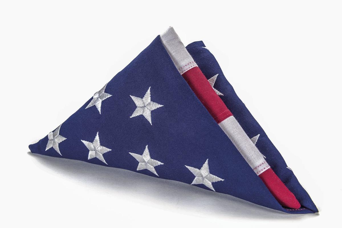 Folded flag.TIF