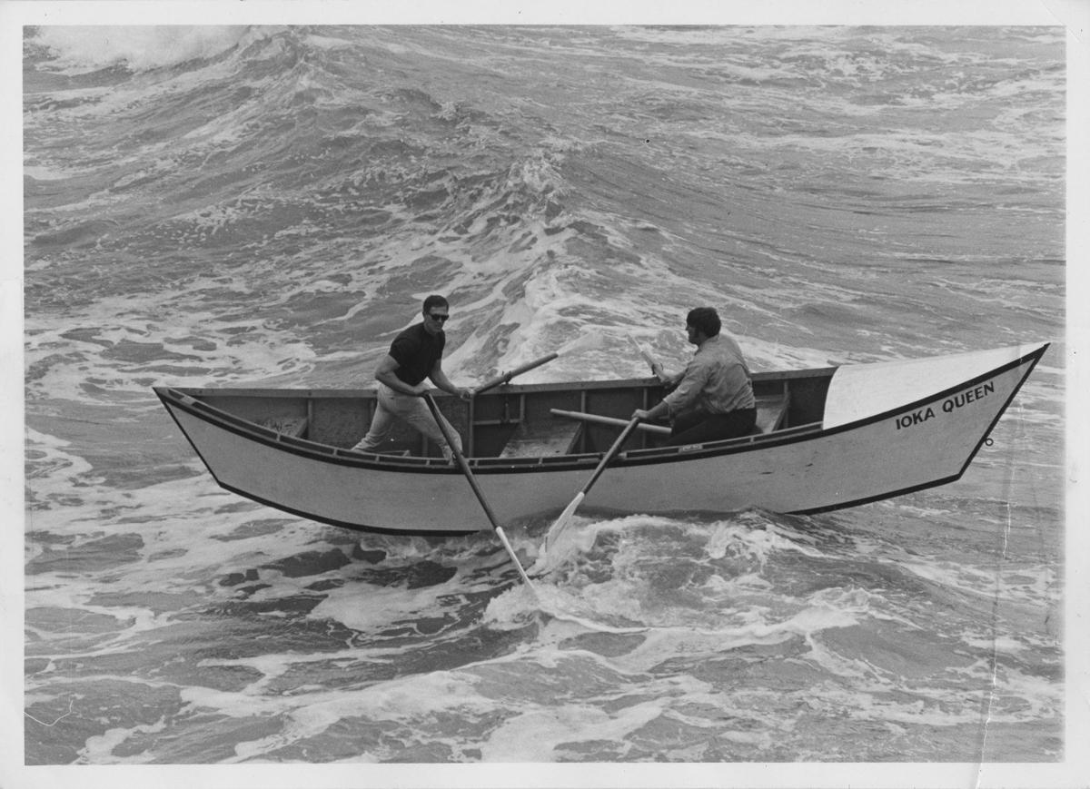 Offbeat Oregon: The Cape Kiwanda dory fleet of Pacific City