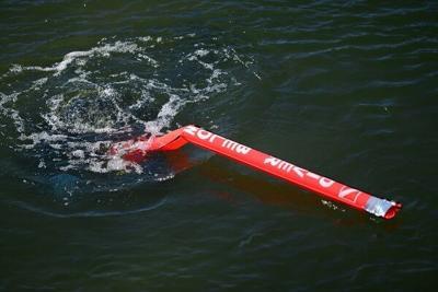 CWO Mooneyham: Underwater volunteer