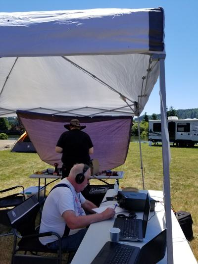"""Amateur radio annual """"field day"""" completed"""