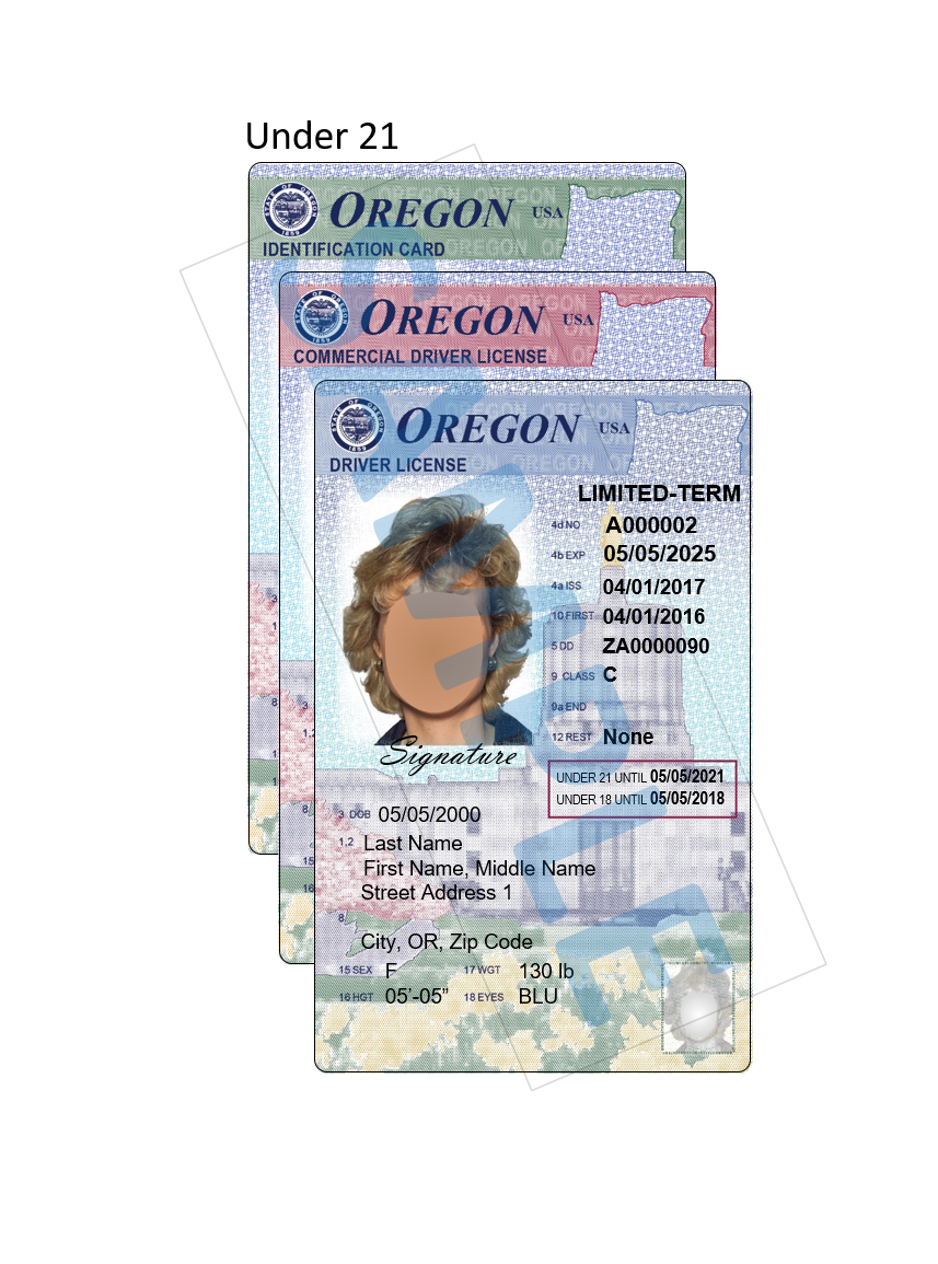 New Design Dmv Launches License Security Features