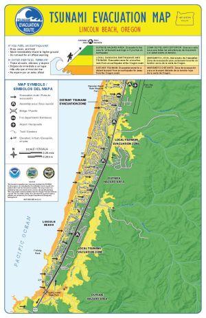 Fouryear tsunami mapping complete News thenewsguardcom
