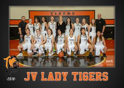 The JV Girls Team