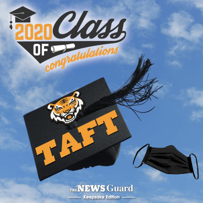 2020 Taft Graduation Keepsake Edition