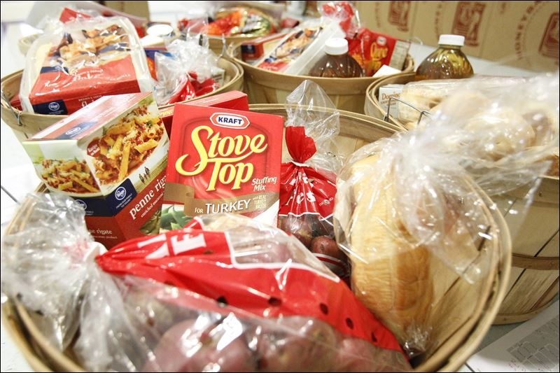 FREE: Church to give Thanksgiving baskets | News ...