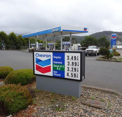 Gas Station Prices >> Pump Pain Gas Prices On The Increase News Thenewsguard Com