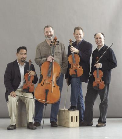 The Alexander String Quartet