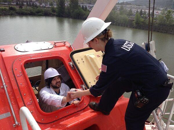 Ensuring maritime transportation safety