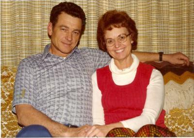 Gordon and Marjorie (Margie) Vaterlaus