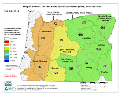 SNOWPACK: New water outlook | News | thenewsguard.com