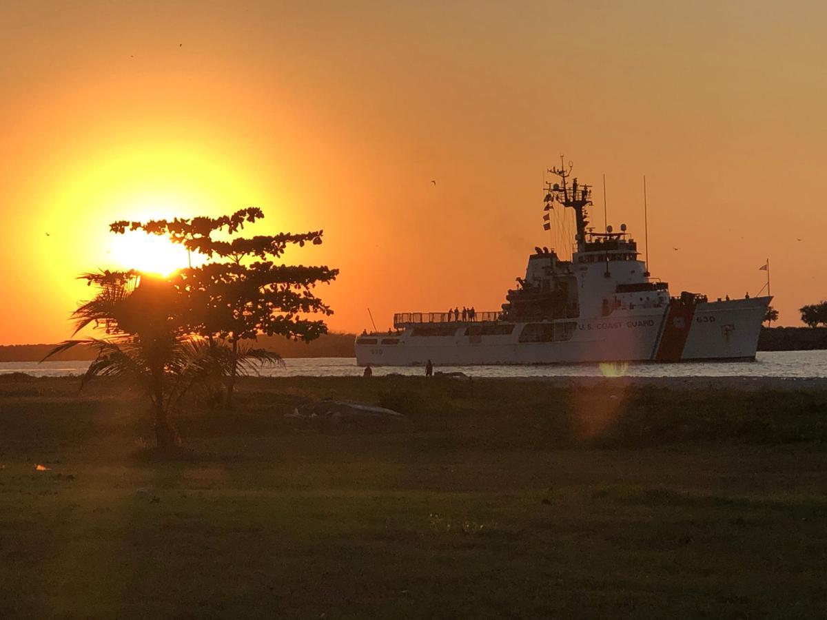 U.S. Coast Guard units participate in three-day North American Maritime Security Initiative exercise