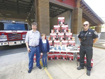 NLFR SHOPS LOCAL FOR DISASTER SUPPLIES