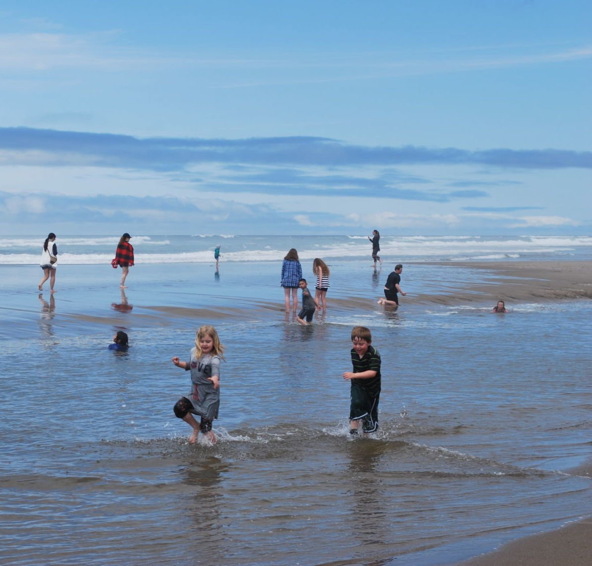 Lincoln City tourism  surging ahead