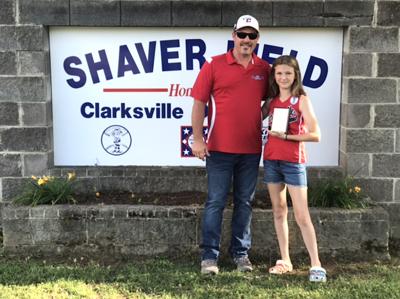 Clarksville Minor League District All-Star Tournament Friday