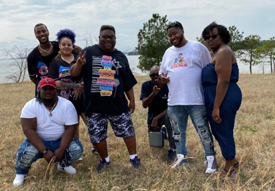 Southern Soul artist records music video in Mecklenburg