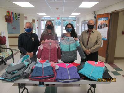 """Knights of Columbus provide """"Coats for Kids"""""""
