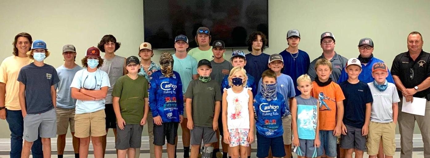 Mecklenburg youth representing county at national fishing championship