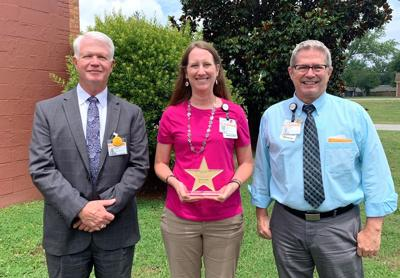 VCU CMH's May Team Member of the Month