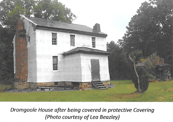 "Grant helps save ""Historic Gem"" in Brunswick"