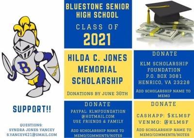 Hilda C. Jones Memorial Scholarship accepting applications through June 30