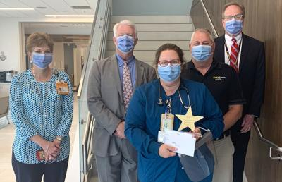 VCU CMH's June Team Member of the Month