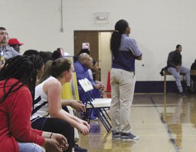 Bluestone girls basketball ready to go with new head coach