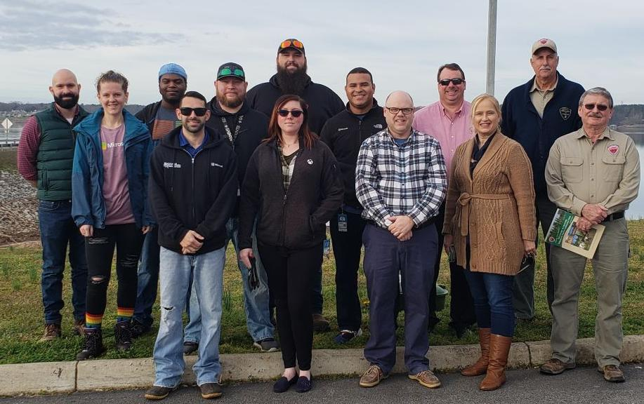 Microsoft Datacenter volunteers partner with The Arbor Day Foundation to plant trees in Clarksville